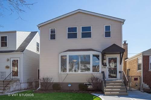 3745 N Octavia, Chicago, IL 60634 Belmont Heights