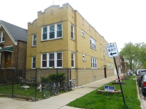 3905 W George, Chicago, IL 60618 Avondale