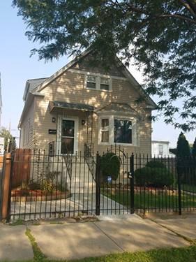 2311 N Mason, Chicago, IL 60639 Belmont Cragin