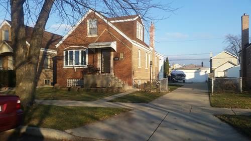 5521 S Mayfield, Chicago, IL 60638 Garfield Ridge