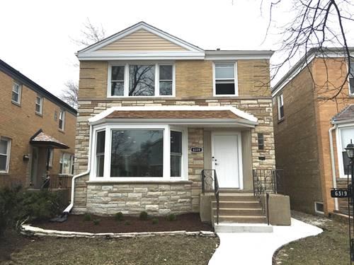6319 N Lawndale, Chicago, IL 60659 Pulaski Park