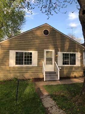 120 Anderson, Joliet, IL 60433