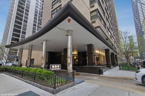 850 N Dewitt Unit 17G, Chicago, IL 60611 Streeterville