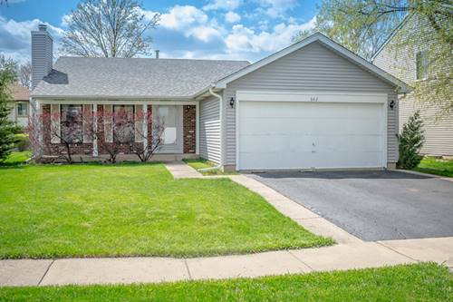 642 Cutter, Elk Grove Village, IL 60007