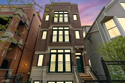 1053 W Cornelia Unit 1, Chicago, IL 60657 Lakeview