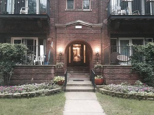 1101 W Pratt Unit G, Chicago, IL 60626 Rogers Park
