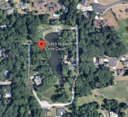 16465 Hidden Cove, Homer Glen, IL 60491