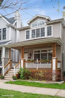 3741 N Paulina, Chicago, IL 60613 West Lakeview