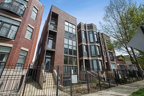 1753 N Artesian Unit 1, Chicago, IL 60647 Logan Square