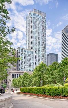 130 N Garland Unit 3702, Chicago, IL 60602 The Loop