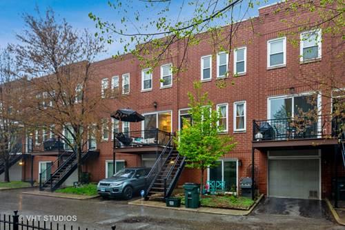 2825 N Wolcott Unit D, Chicago, IL 60657 Hamlin Park