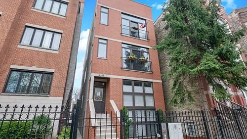 1333 N Artesian Unit 3, Chicago, IL 60622 Humboldt Park