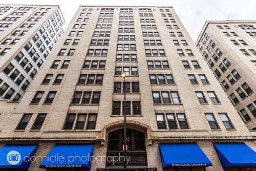 740 S Federal Unit 1210, Chicago, IL 60605 South Loop