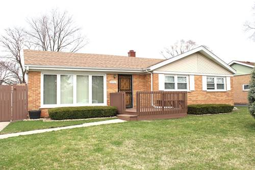 8856 Moody, Oak Lawn, IL 60453