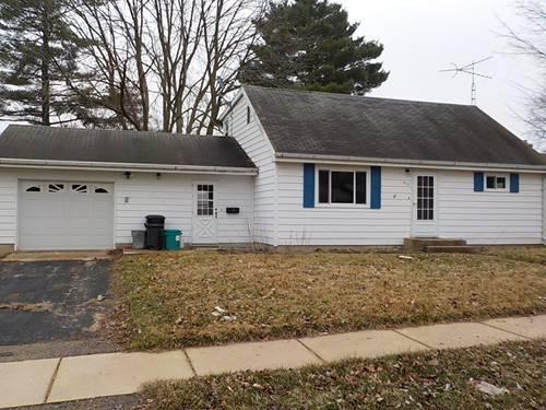 915 16th, Rochelle, IL 61068