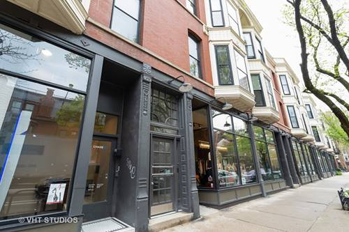 1704 N Wells Unit 2, Chicago, IL 60610 Lincoln Park