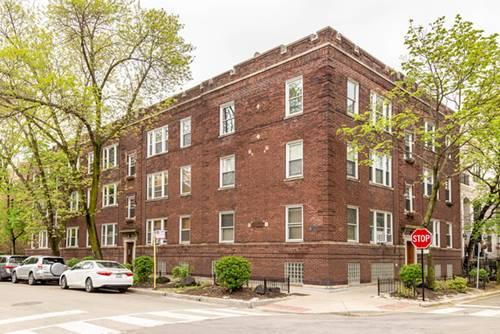 2548 N Seminary Unit 1, Chicago, IL 60614 Lincoln Park