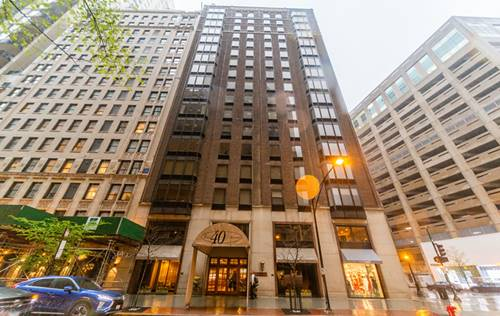 40 E Delaware Unit 1605, Chicago, IL 60611 Gold Coast