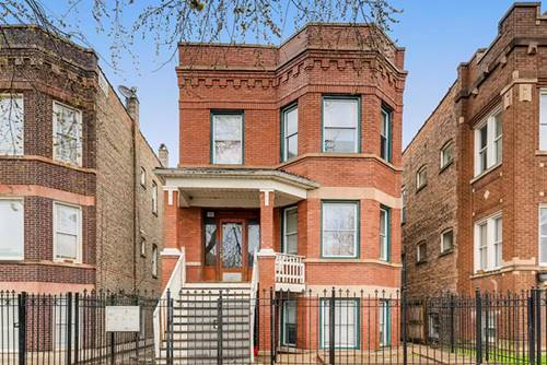 1721 N Harding, Chicago, IL 60647 Logan Square