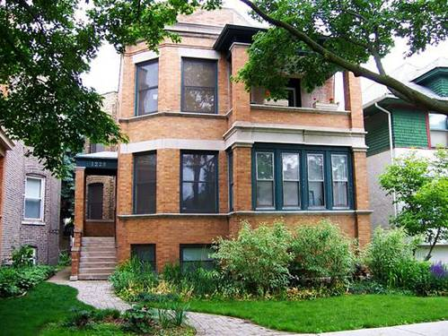 1228 W Glenlake Unit 1, Chicago, IL 60660 Edgewater