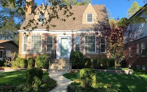 807 S Home, Park Ridge, IL 60068