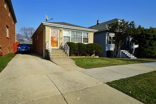 3455 N Oketo, Chicago, IL 60634 Belmont Heights