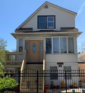 4623 N Springfield, Chicago, IL 60625 Albany Park