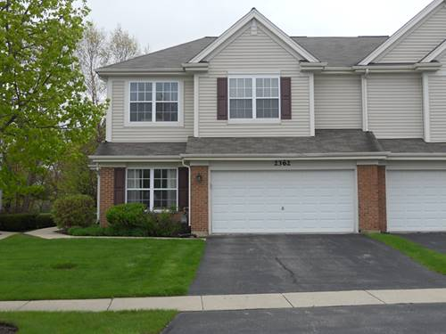 2362 Claremont, Lake In The Hills, IL 60156