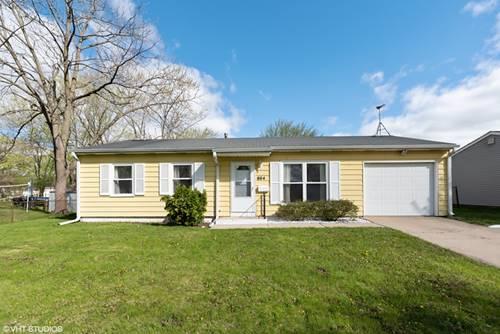 804 Hillside, Streamwood, IL 60107