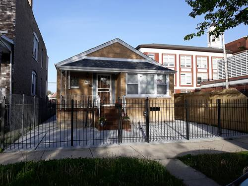 5627 S Winchester, Chicago, IL 60636 West Englewood