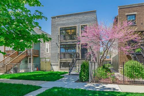 4332 N Monticello, Chicago, IL 60618 Irving Park