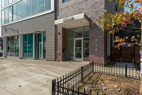 734 W Sheridan Unit 406, Chicago, IL 60613 Lakeview