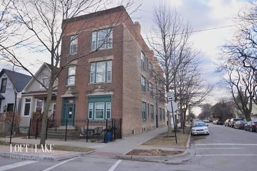2611 W George Unit 2F, Chicago, IL 60618 Avondale