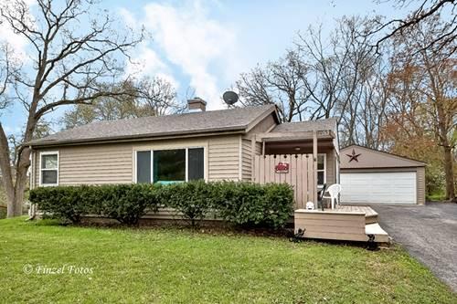 9215 Evergreen, Wonder Lake, IL 60097