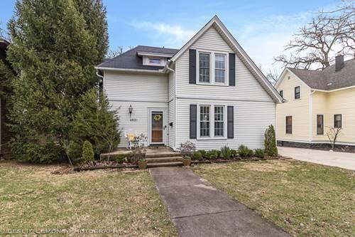 4921 Saratoga, Downers Grove, IL 60515