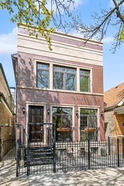 2120 W Homer, Chicago, IL 60647 Bucktown