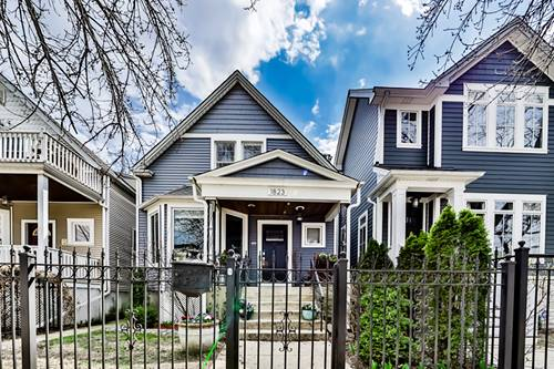 1823 W Nelson, Chicago, IL 60657 Hamlin Park