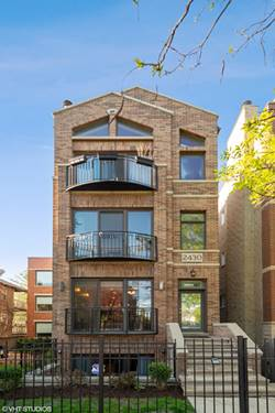 2430 W Iowa Unit 1, Chicago, IL 60622 Humboldt Park
