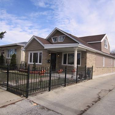 3215 N Osage, Chicago, IL 60634 Belmont Heights