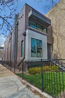 1658 W Erie, Chicago, IL 60622 East Village