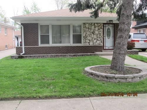14429 Blackstone, Dolton, IL 60419