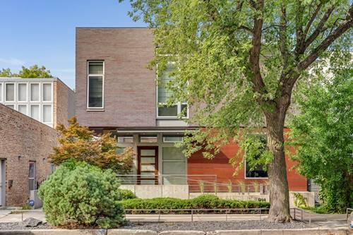 1744 W Cortland, Chicago, IL 60622 Bucktown