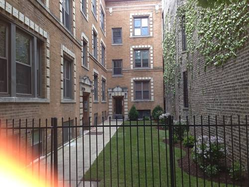 858 W Fletcher Unit 1S, Chicago, IL 60657 Lakeview
