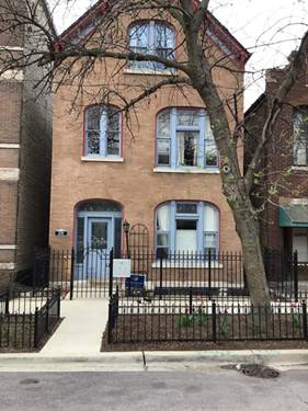 2246 W Palmer Unit 3, Chicago, IL 60647 Bucktown