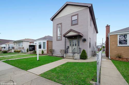 3803 N Panama, Chicago, IL 60634 Irving Woods