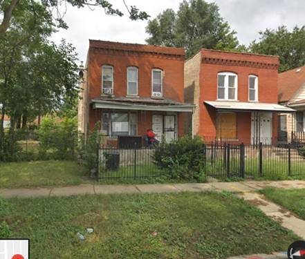 7416 S May, Chicago, IL 60621 Englewood