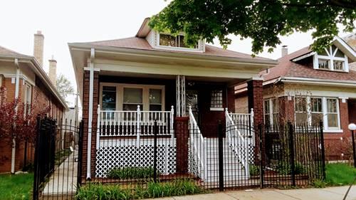 6436 S Campbell, Chicago, IL 60629 Marquette Park