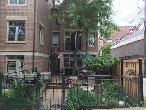 2734 N Janssen Unit A, Chicago, IL 60614 Lincoln Park