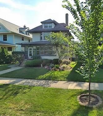 610 Gunderson, Oak Park, IL 60304