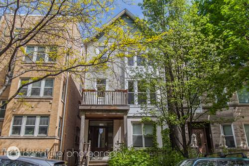 828 W Buckingham Unit 3, Chicago, IL 60657 Lakeview